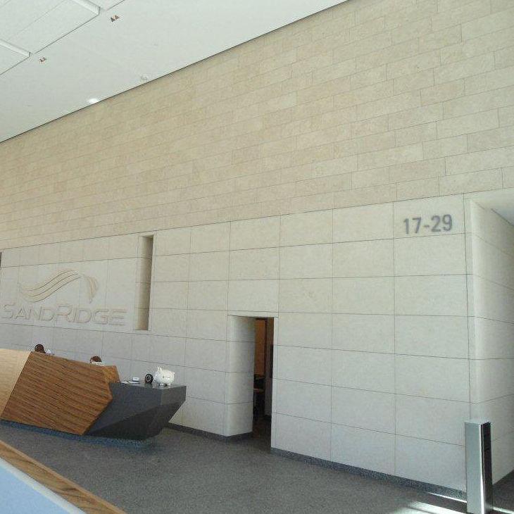 Natural stone wall cladding / interior / natural / decorative ...