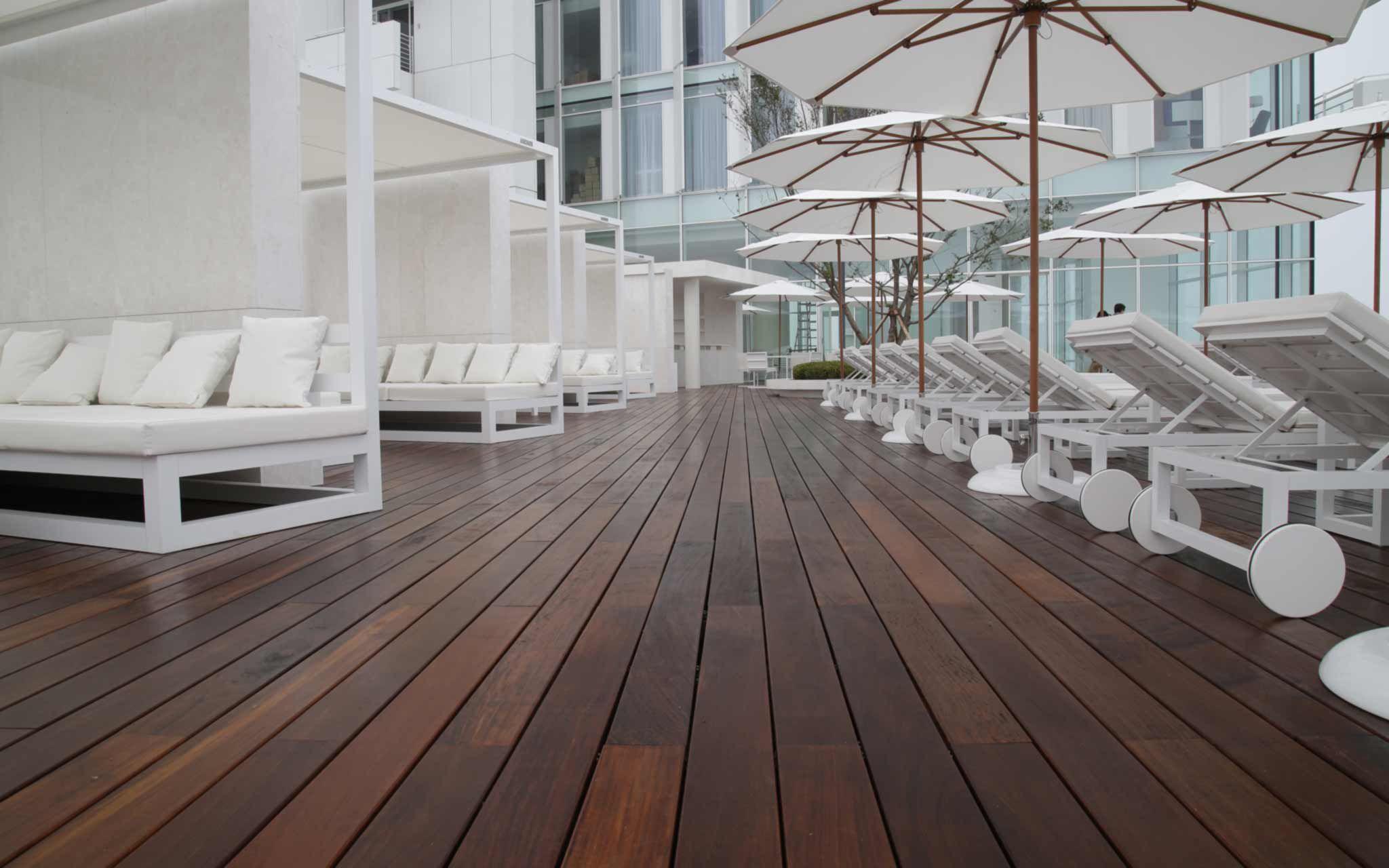 ... Ipe Deck Board / Wood Look ...