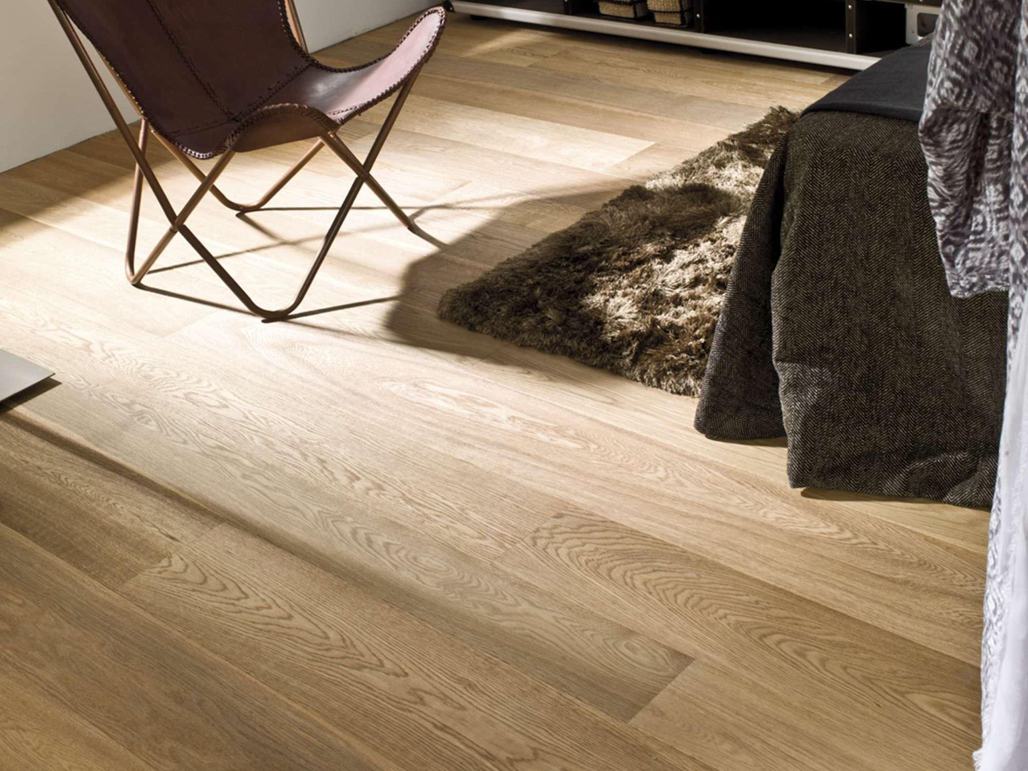 Engineered parquet flooring glued oak matte MODERN MULT