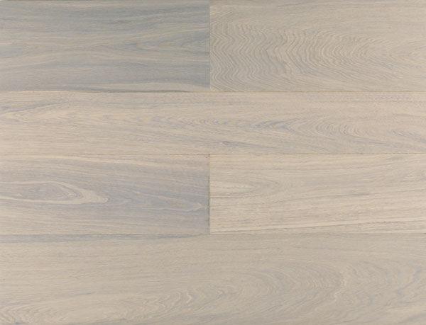 Engineered parquet flooring glued oak matte MODERN