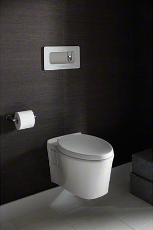 Wall-hung toilet / ceramic - PLEO - P70361-00 - KALLISTA