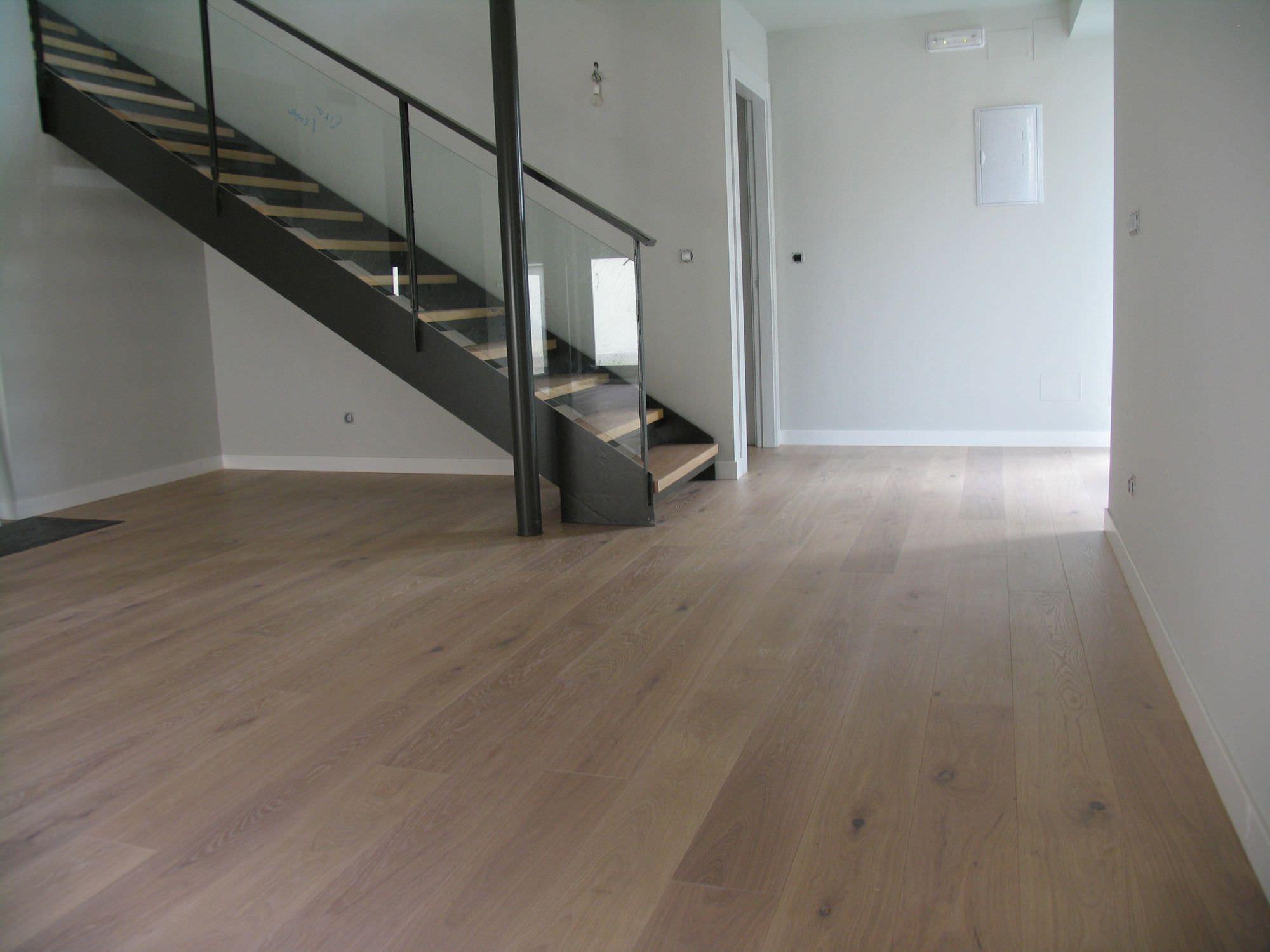 Mafi Parkett engineered parquet floor glued floating oak oak character