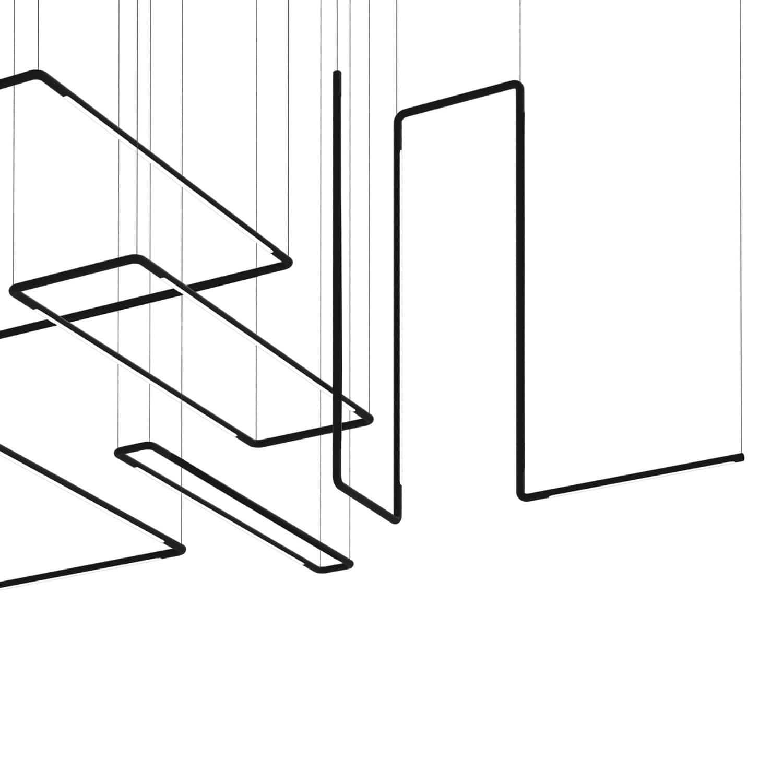 Cool Hanging Light Fixture Led Linear Aluminum Colibri Q Wiring Digital Resources Jebrpcompassionincorg