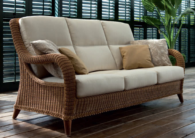 traditional sofa garden synthetic fiber seater kenya by alfonso gallego