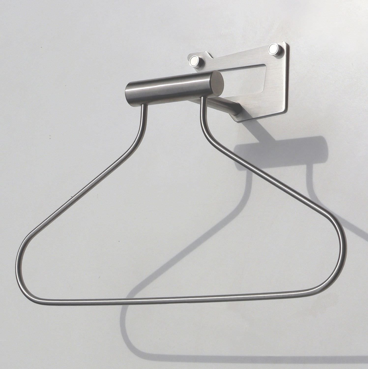 Wall Mounted Valet Stand Contemporary Metal Quid 1n