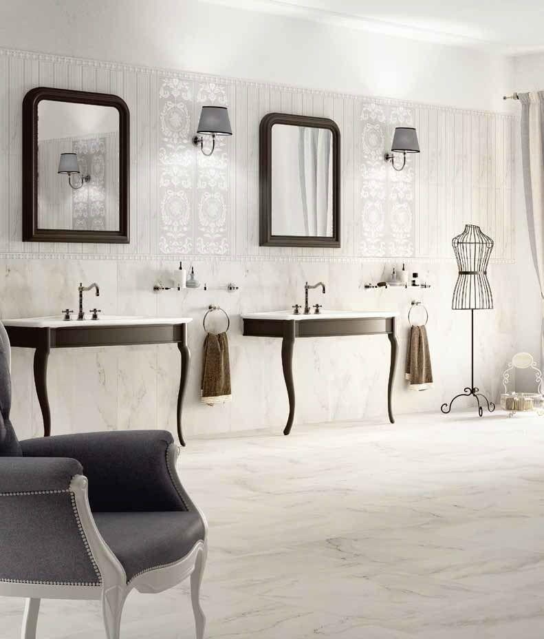 Indoor Tile Bathroom Floor Porcelain Stoneware