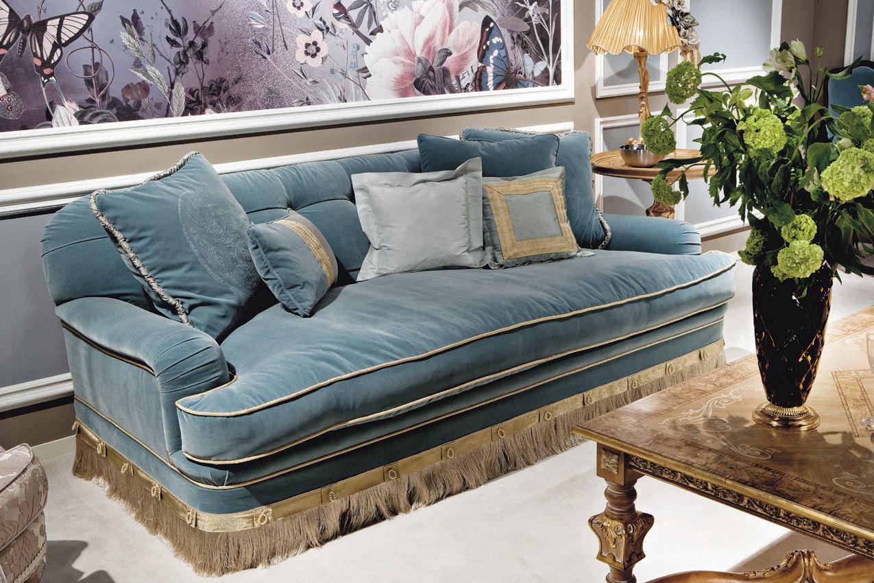 Superieur ... Traditional Sofa / Silk / 3 Seater / Multi Color ...
