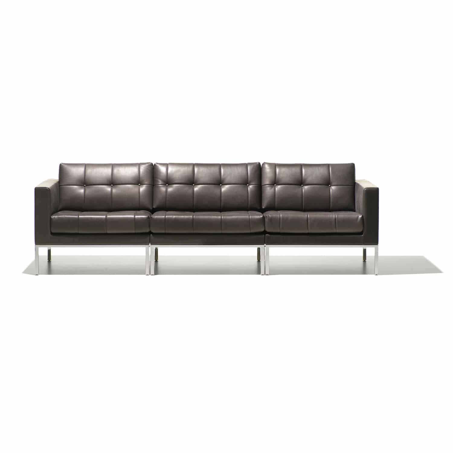 3 2 leather sofa deals - Contemporary Sofa Leather 2 Seater 3 Seater Ds 159 De