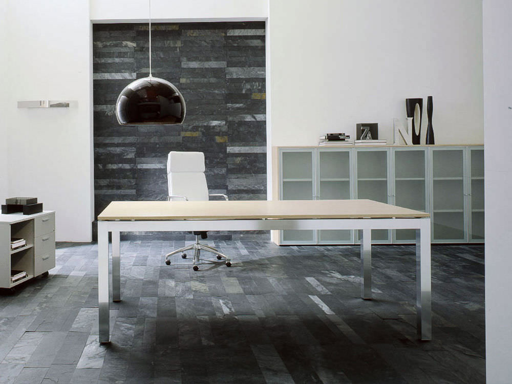 Indoor Tile Floor Slate Patterned