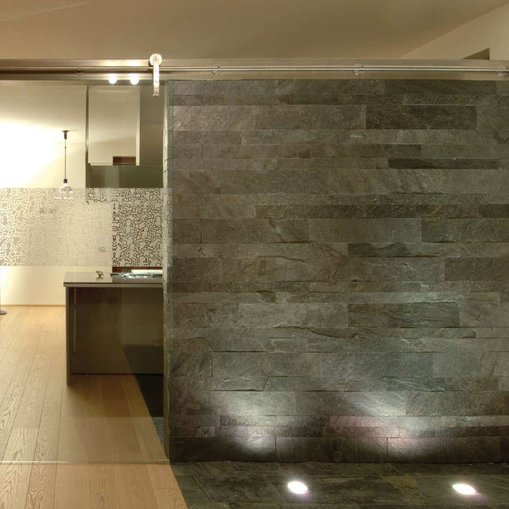 Sensational Natural Stone Wall Cladding Panel Interior Murales Silver Largest Home Design Picture Inspirations Pitcheantrous