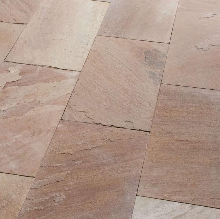 Indoor Tile Floor Natural Stone Patterned Floor Panther
