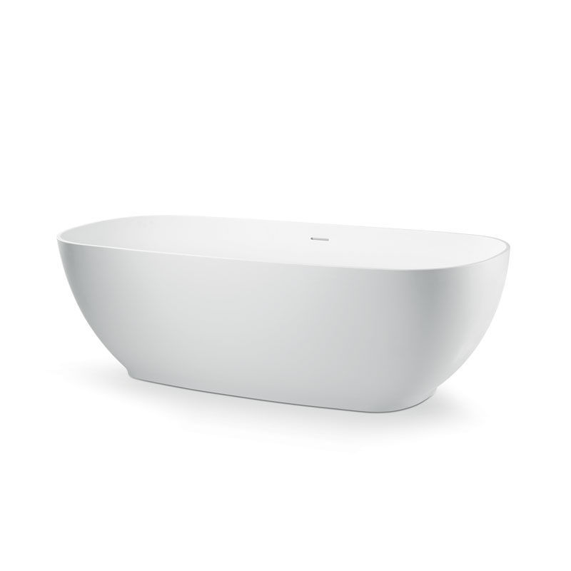 Beautiful ... Freestanding Bathtub / Oval / Ceramic PILLAR A. E T. ITALIA