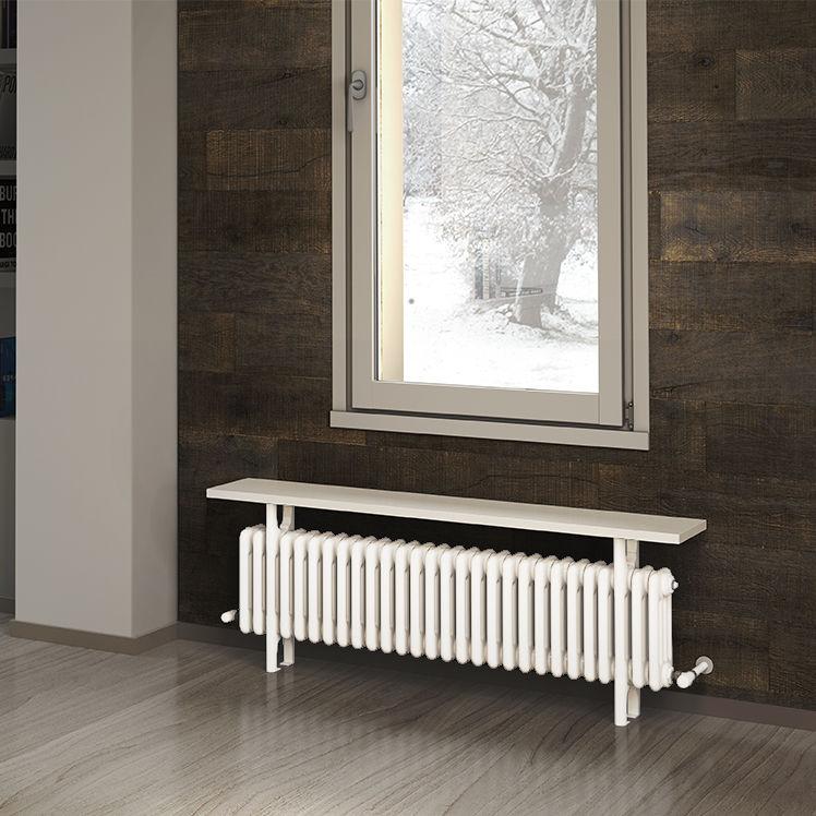 Hot water radiator / steel / contemporary / tubular - TESI 4-5-6 ...