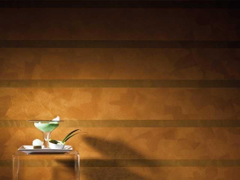 Giorgio Graesan decorative coating indoor for walls colore e oro
