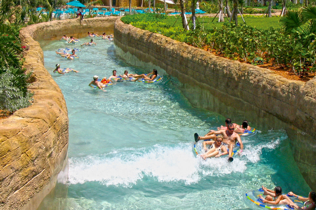 Water Park Lazy River Extreme Whitewater West Industries Ltd - Lazy-river-swimming-pool-designs