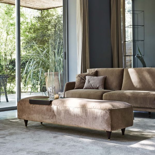 ... Modular Sofa / Contemporary / Leather / Fabric ELLIOT By Spessotto U0026  Agnoletto Ditre Italia ...