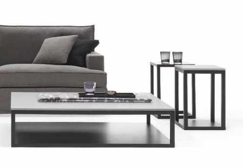 ... Coffee table / contemporary / stone / rectangular STONE by M&P Studio  Giulio Marelli ... - Coffee Table / Contemporary / Stone / Rectangular - STONE By M&P