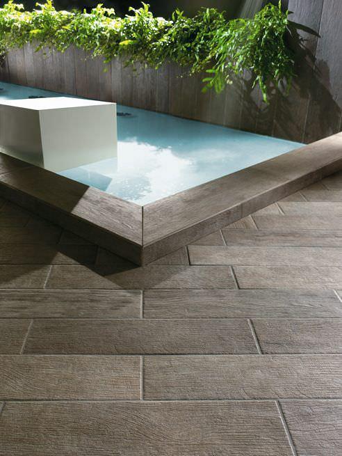 Outdoor Tile For Floors Porcelain Stoneware Matte