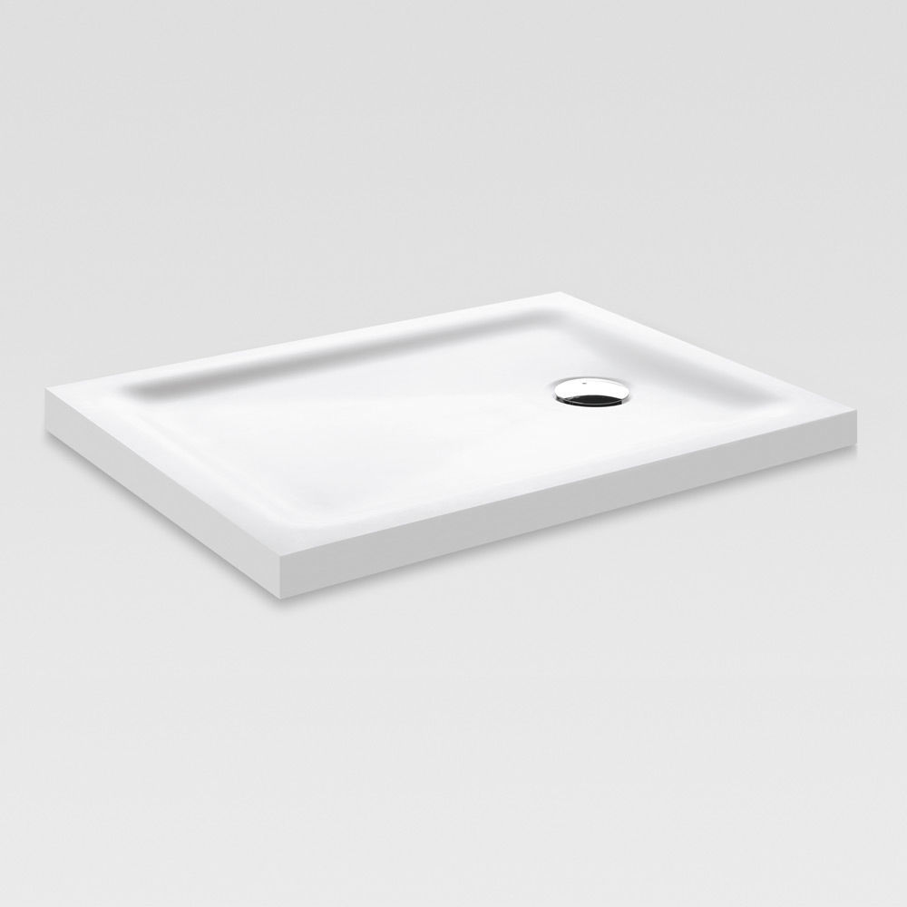 ... Rectangular Shower Base / Corian® / Extra Flat / Flush CORIAN® HAFRO  Srl ...