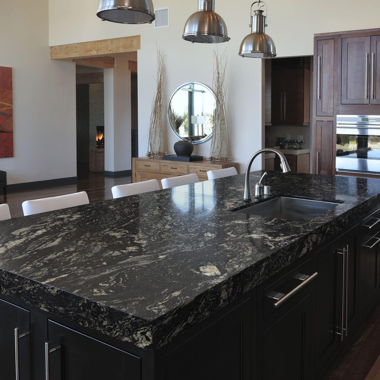 Granite Countertop / Kitchen / Black   INDIAN
