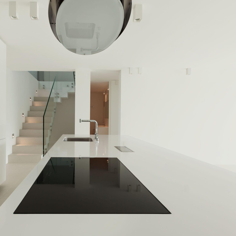 Silestone Arbeitsplatte silestone countertop kitchen beige gray royal reef cosentino