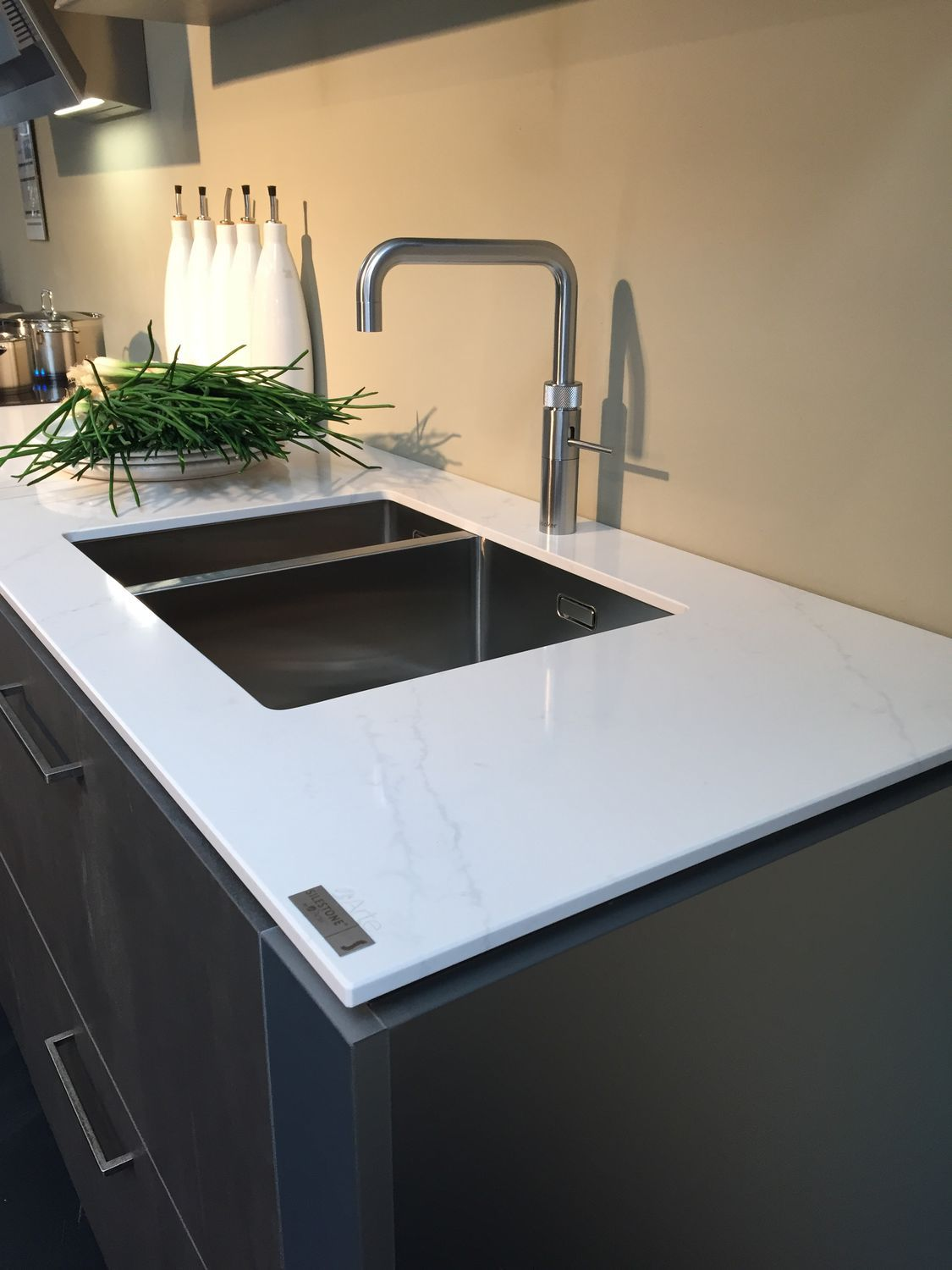 silestone bathroom countertops. Silestone® Countertop / Marble Kitchen White Silestone Bathroom Countertops H