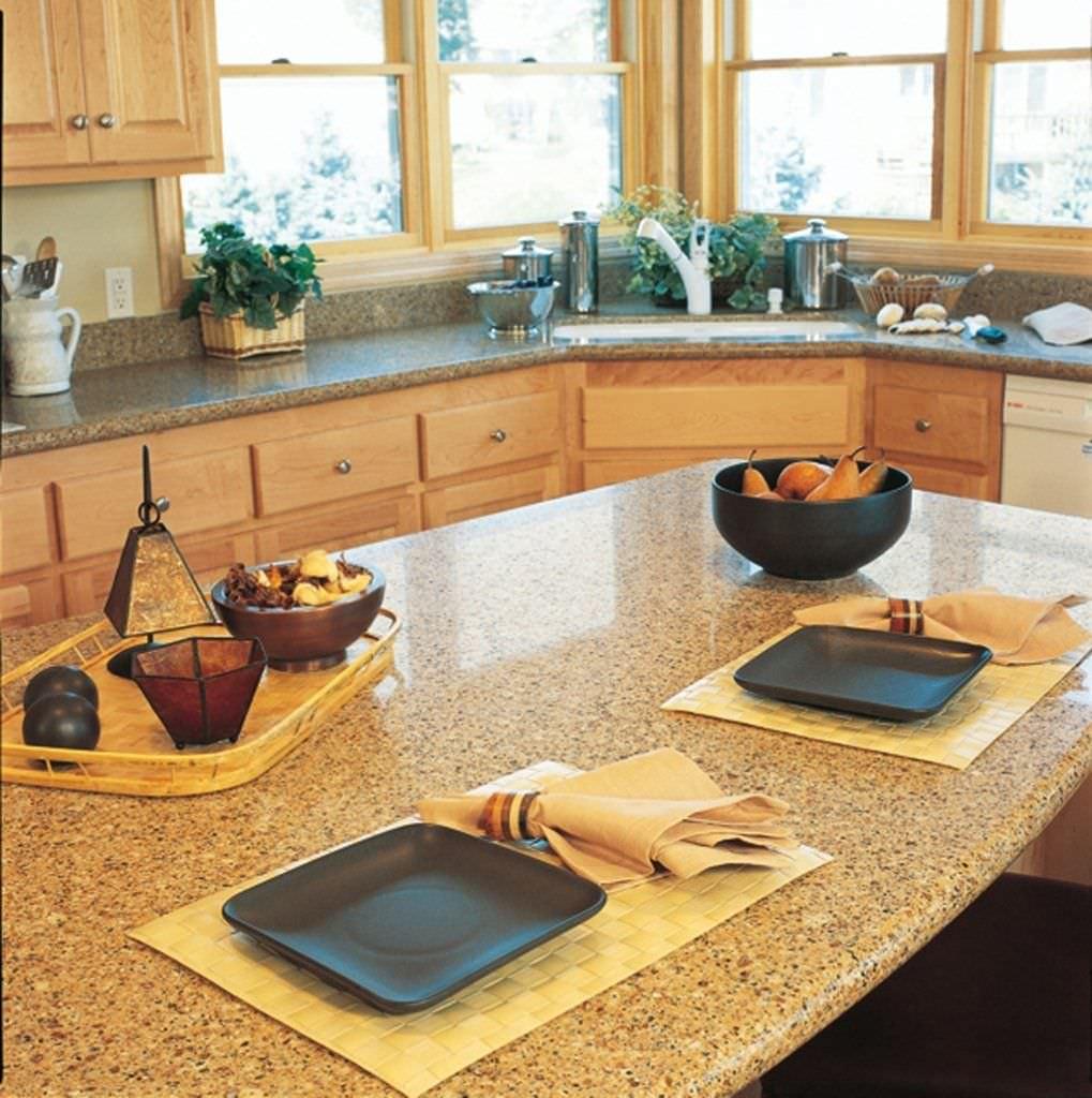 Silestone® Countertop / Natural Stone / Kitchen MESOPOTAMIA : AMARILLO  PALMIRA Cosentino ...