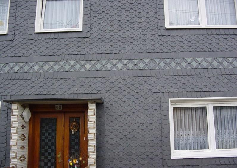 Slate Wall Cladding / Exterior ...