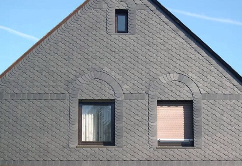 ... Slate Wall Cladding / Exterior