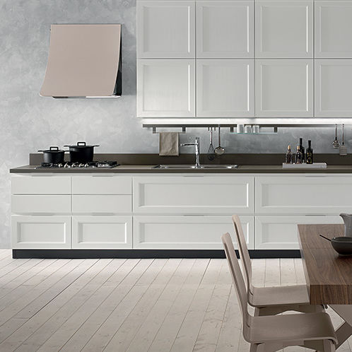 Contemporary Kitchen / Wooden / Lacquered   FLY   NEW