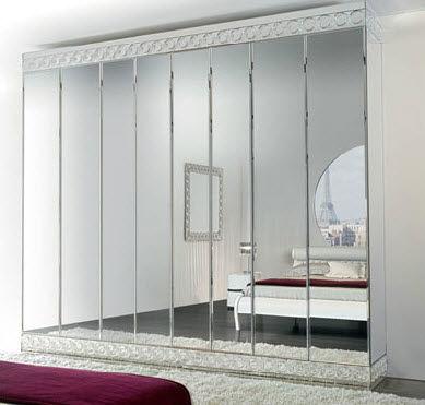 Spiegel kleiderschrank  Schlafzimmer Schrank Schiebetüren: Schlafzimmer schrank ...