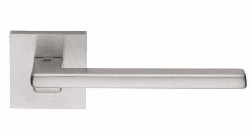Door handle / contemporary / chrome - OBERON Q : H1044Q by Vincent ...