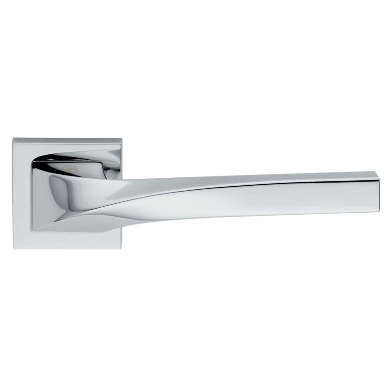Superieur Door Handle / Brass / Contemporary   EG DUEMILAUNDICI : H369 By Eri Goshen