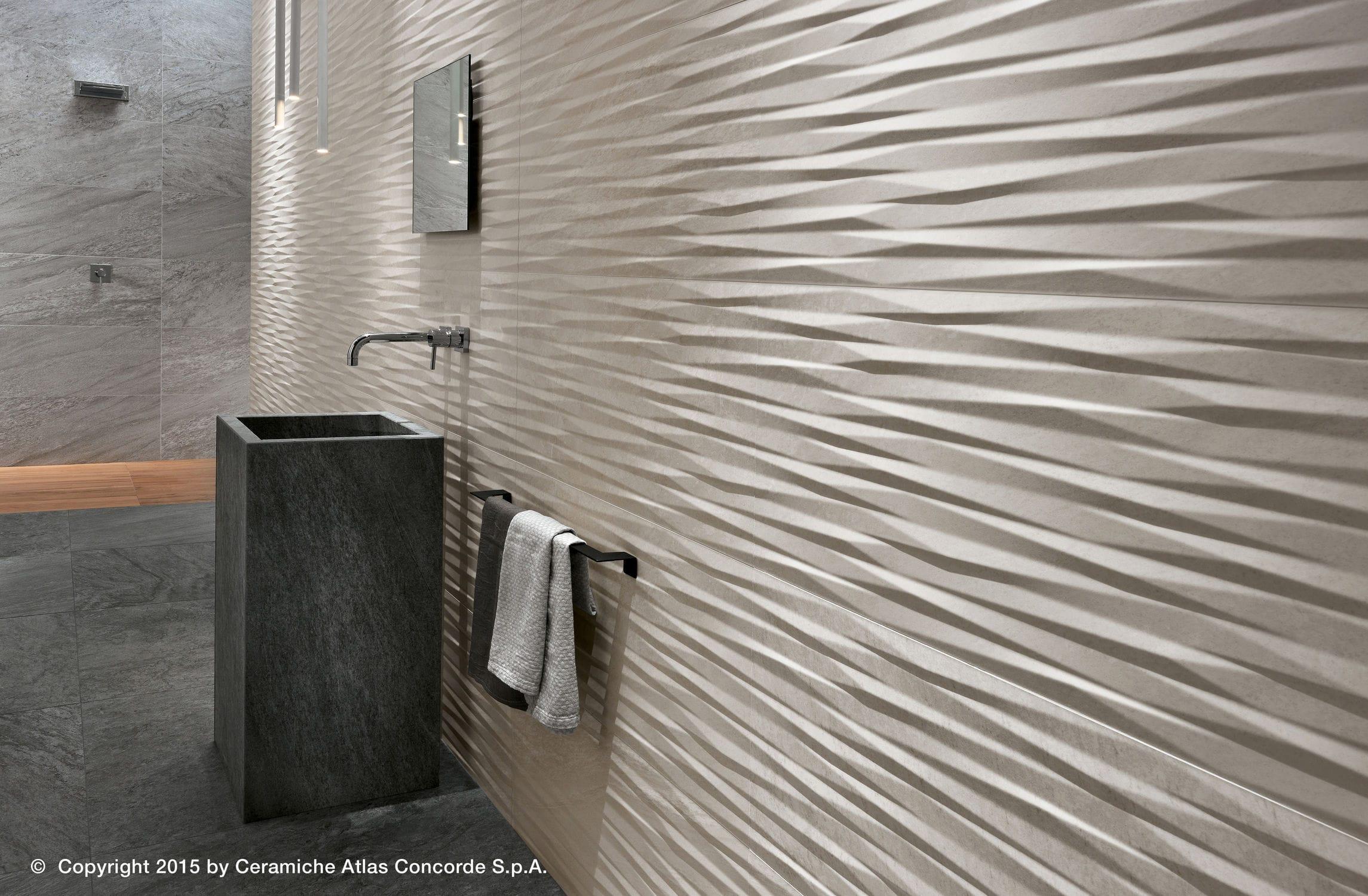 Forum arredamento.it u2022rivestire le pareti con gres marmo calacatta