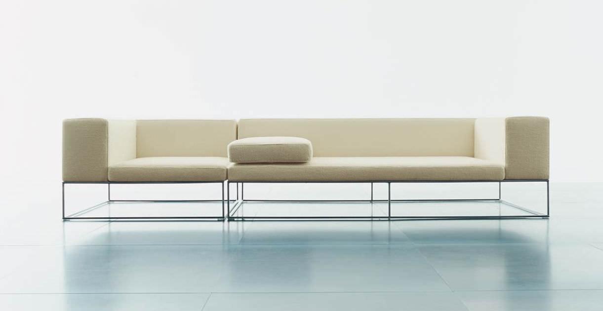Sofa Bed Modular Contemporary By Piero Lissoni