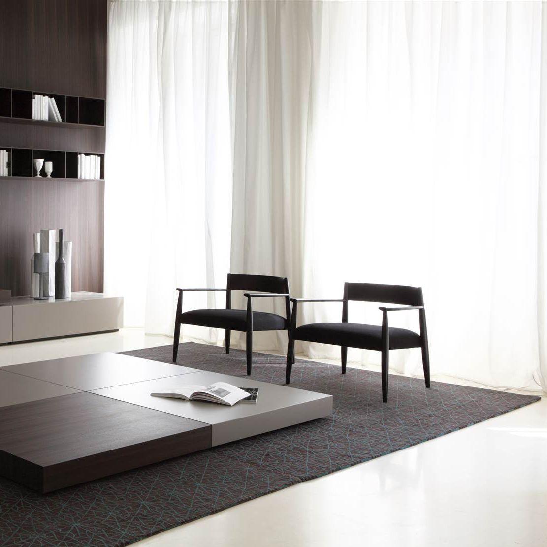 Contemporary rug / patterned / wool / rectangular - ARABIAN ...
