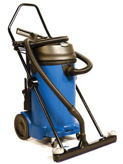 Commercial Vacuum Cleaner Canister Water