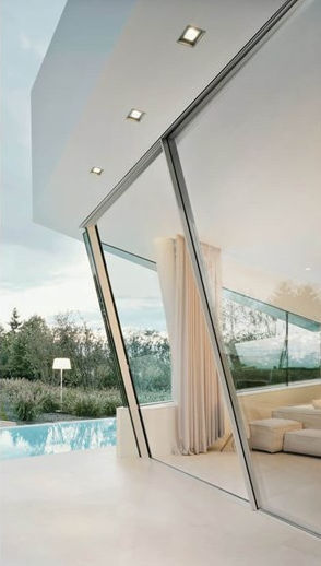 Insulating glass panel / double-glazed / triple-glazed / acoustic ...