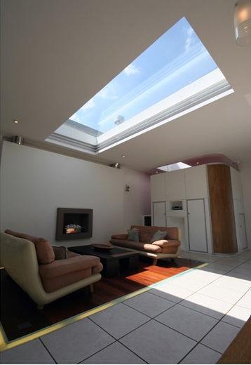 Flat Roof Skylight Cantifix ...