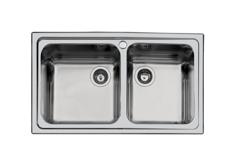 Double kitchen sink stainless steel s3000 862vft 1385 062 double kitchen sink stainless steel s3000 862vft 1385 062 workwithnaturefo
