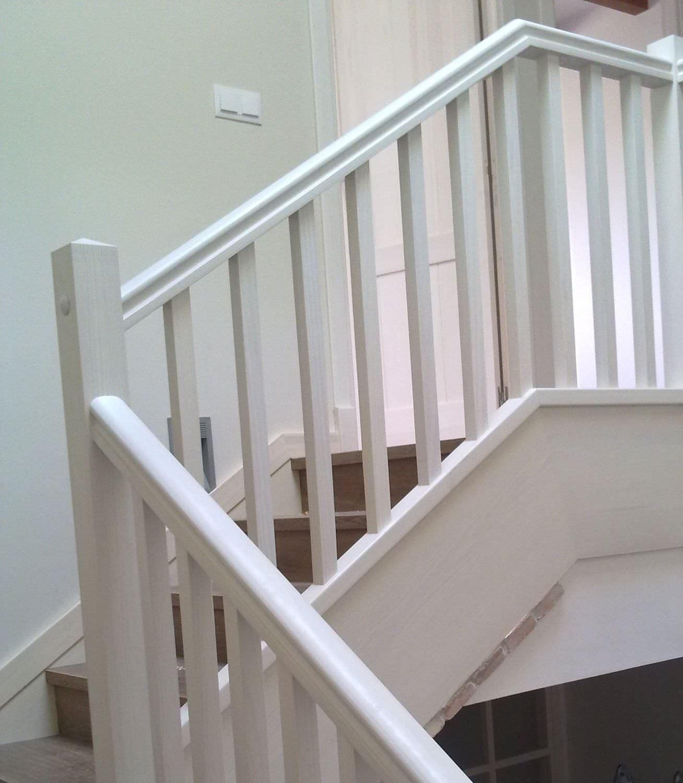 Encantador Barandilla Para Escalera Foto Ideas de Decoracin de