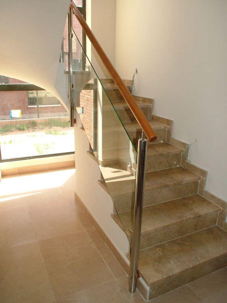 Barandillas Para Escaleras Interiores Modernas Trendy With  ~ Barandas De Hierro Para Escaleras Interiores