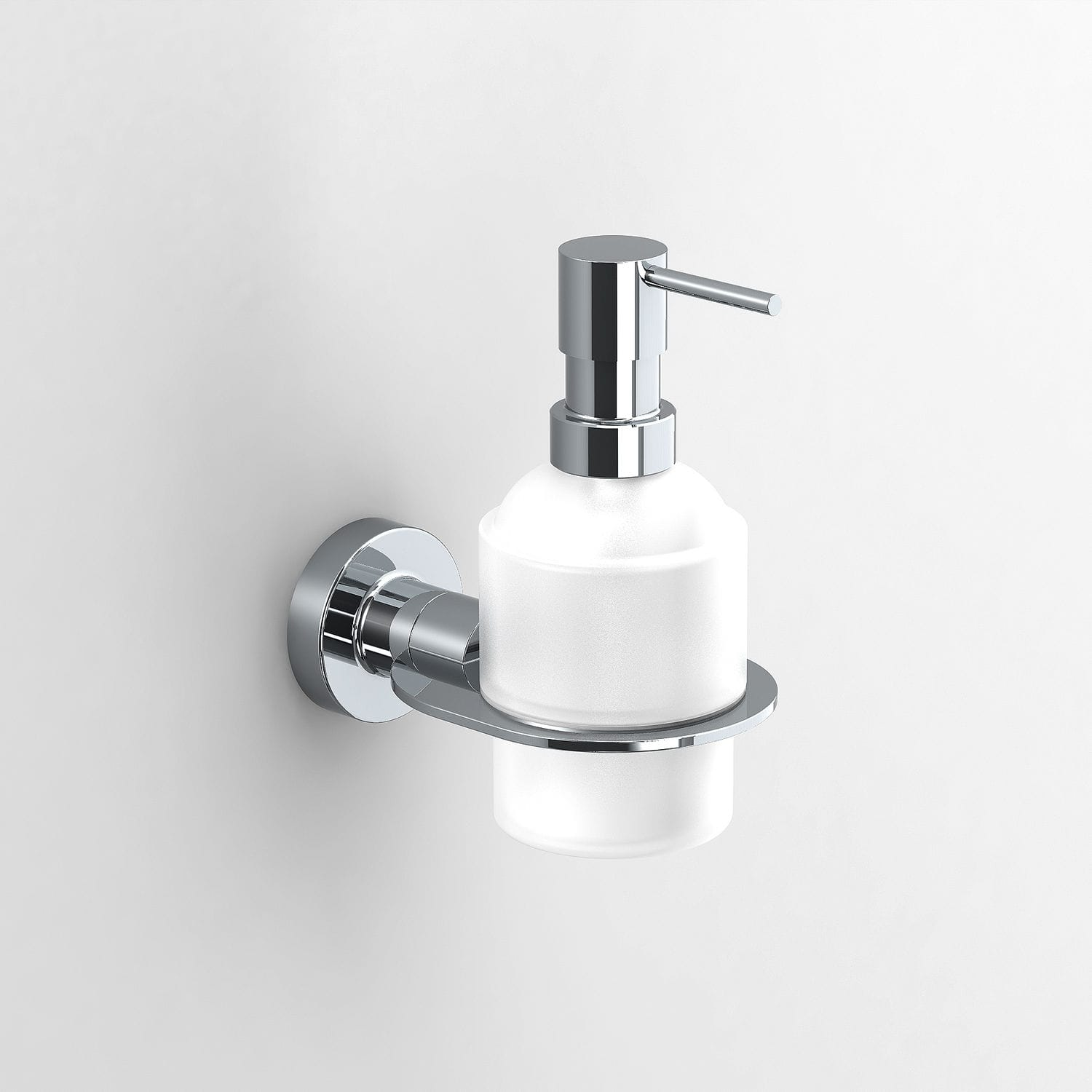 mercial soap dispenser wall mounted metal manual TECNO