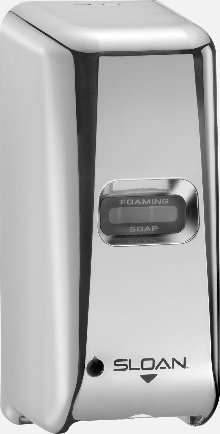 Exceptionnel Commercial Soap Dispenser / Wall Mounted / Stainless Steel / Electronic    HEALTHMINDER™ : SJS 1150