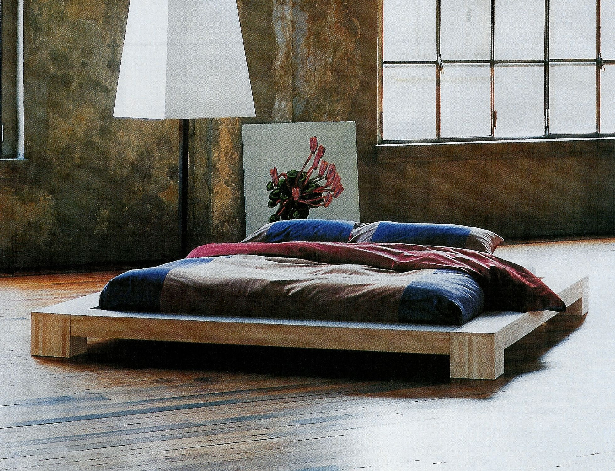 tatami bed  double  contemporary  wooden  isola  cinius - tatami bed  double  contemporary  wooden  isola