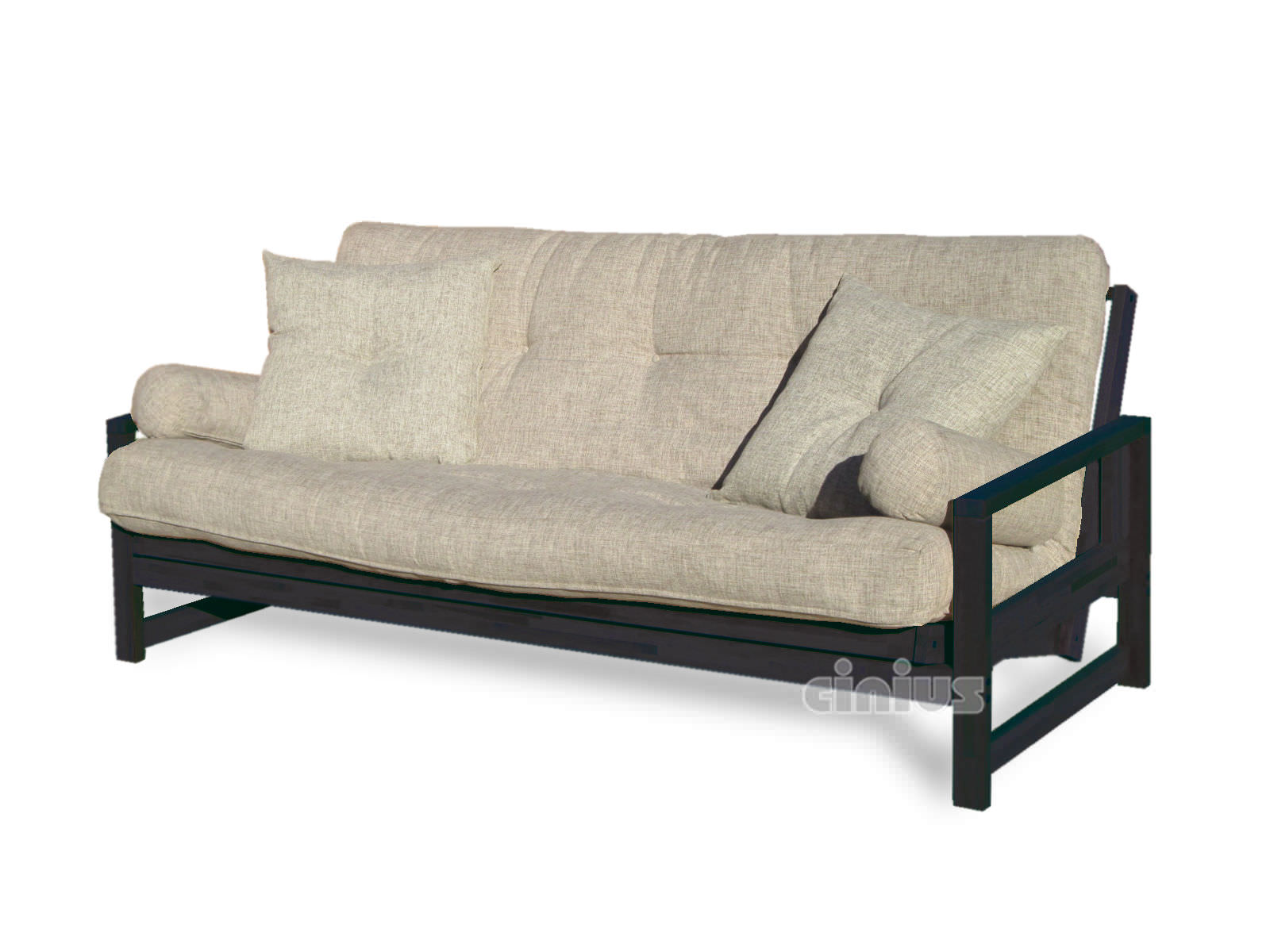 High Quality ... Sofa Bed / Contemporary / Wood / 3 Seater Cinius