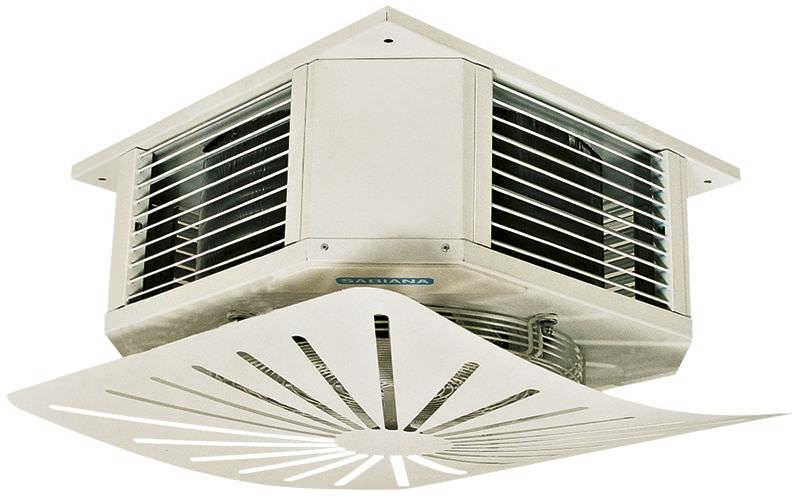 Electric Air Heater / Ceiling Mounted   ELEGANT ECM