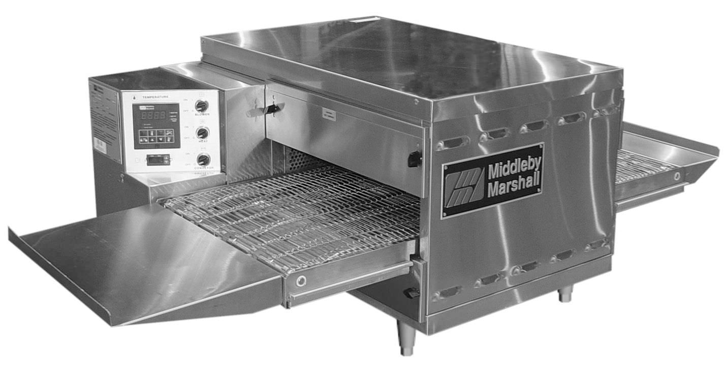 electric oven commercial conveyor pizza ps520e middleby marshall - Commercial Pizza Oven