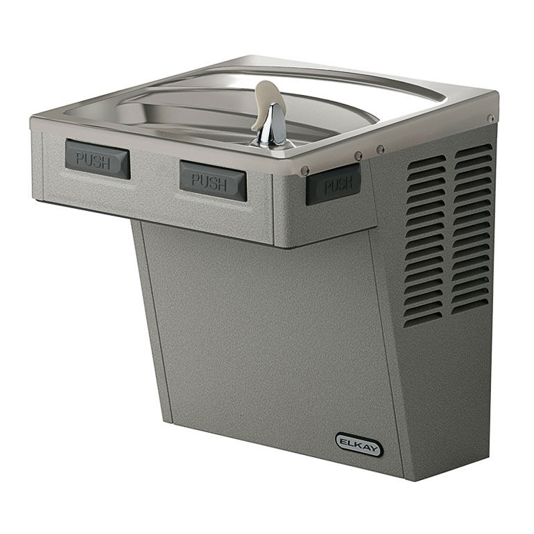 Indoor drinking fountain / steel - EMABFDL - Elkay