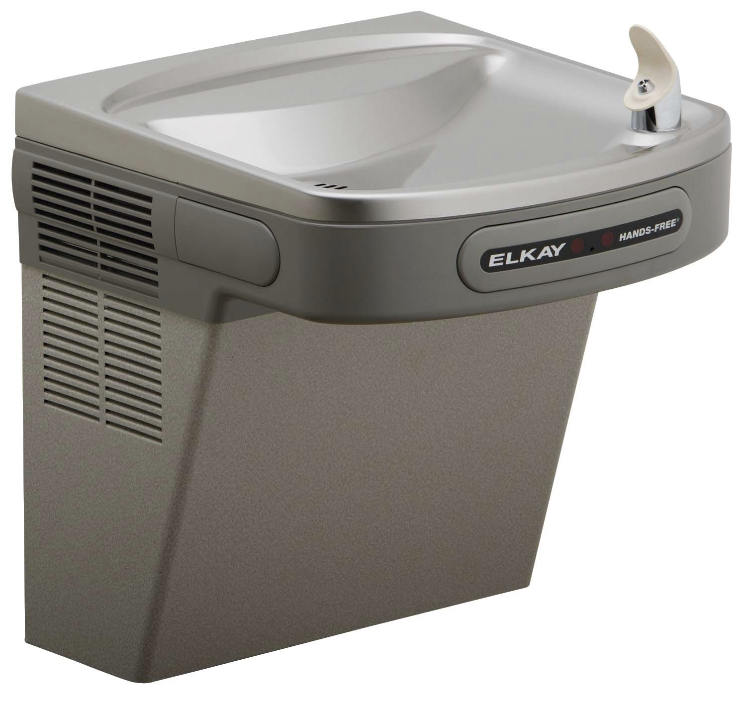 Indoor drinking fountain / steel - EZO8L - Elkay